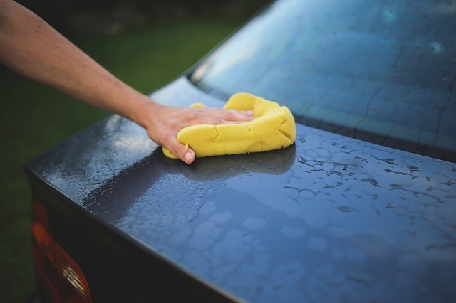 Clean your car